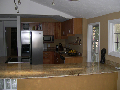 Kitchen Remodeling - After